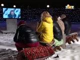 Дом 2. Приколы. Ряска опозорилась на лобном))) [16.12.2012].
